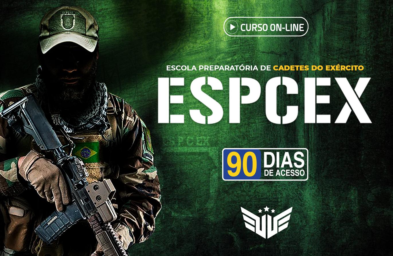 EsPCEx | Curso Preparatório - 90 dias