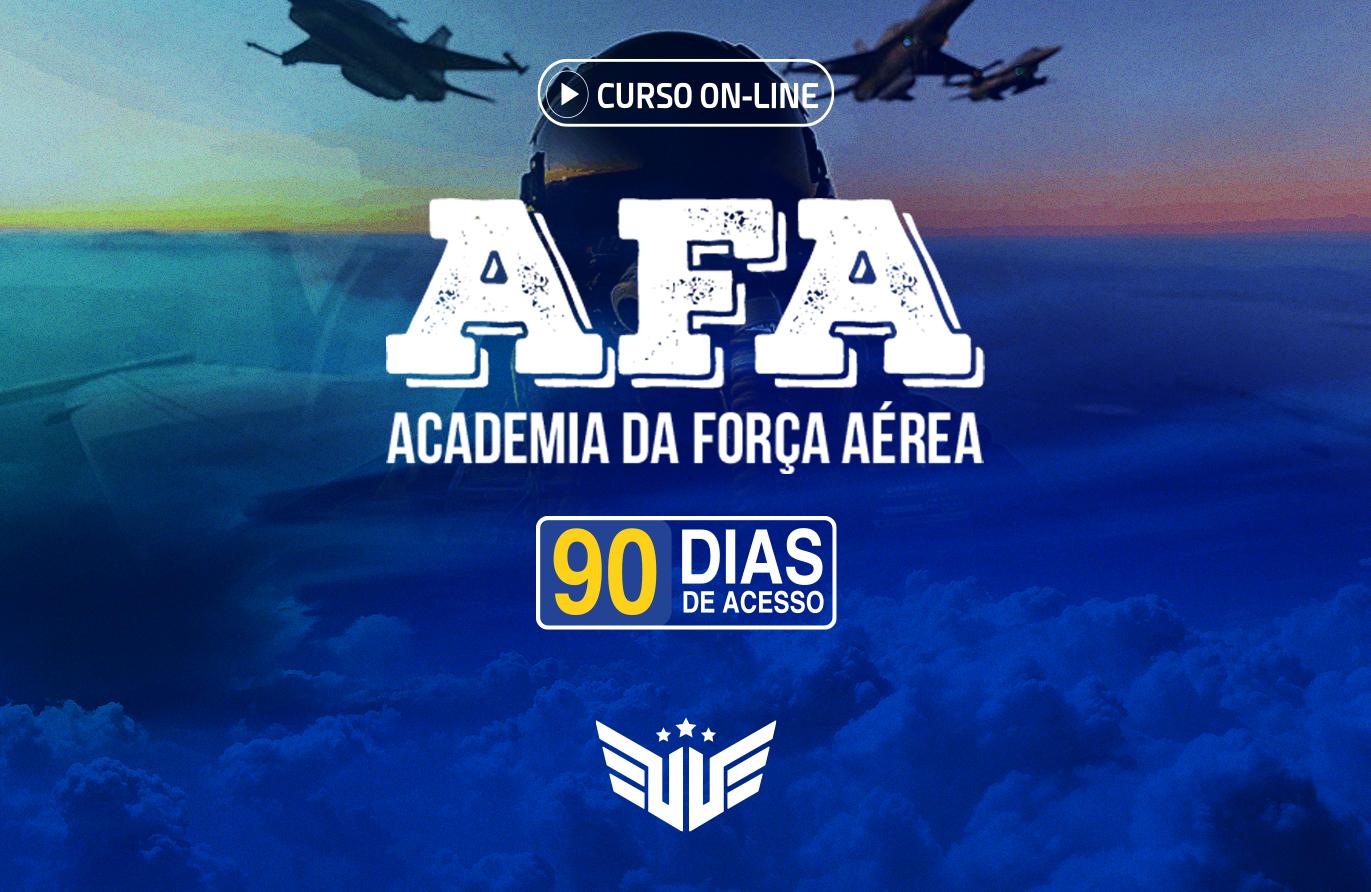 AFA | Curso Preparatório - 90 dias