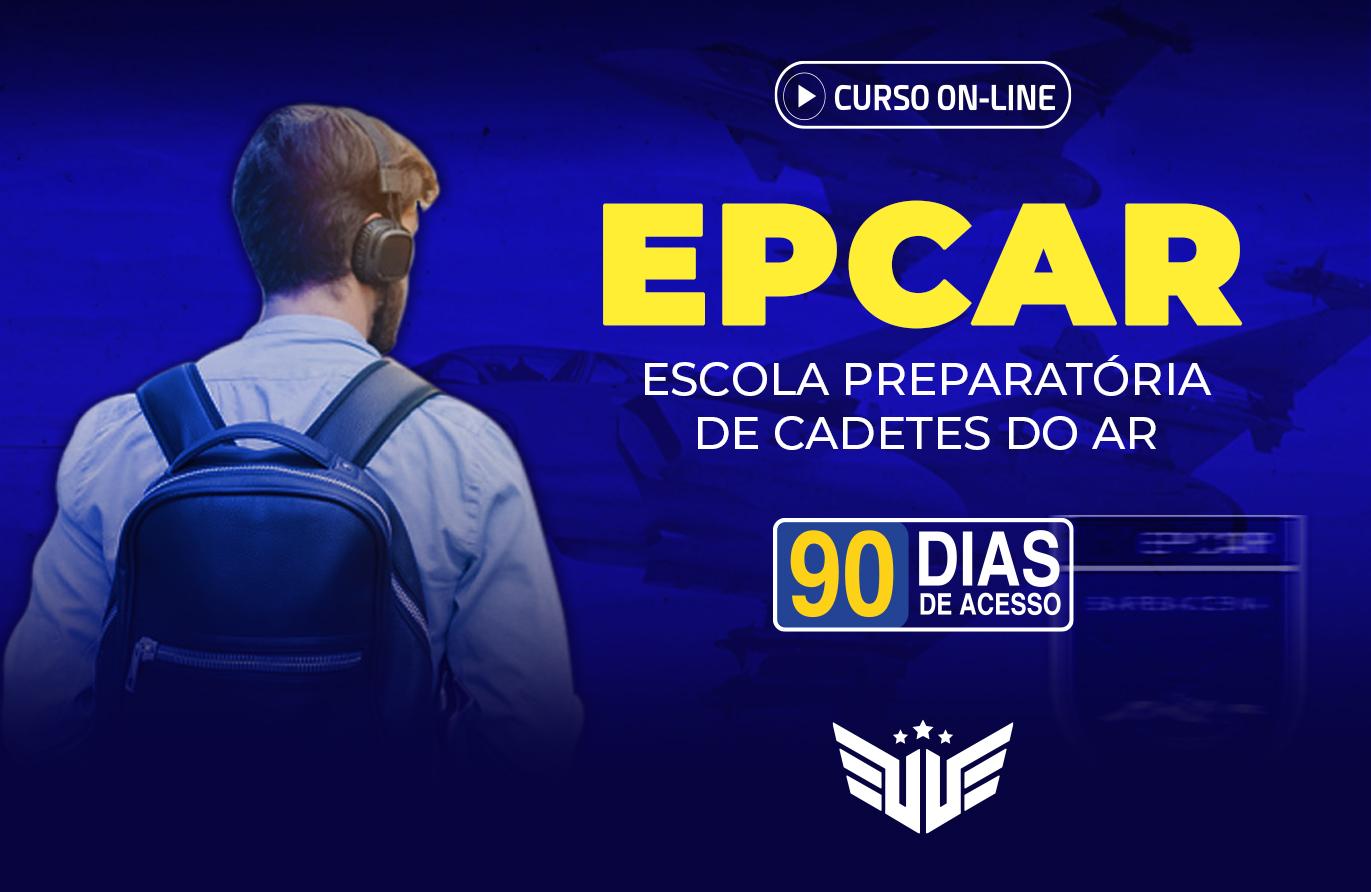 EPCAR| Curso Preparatório - 90 dias