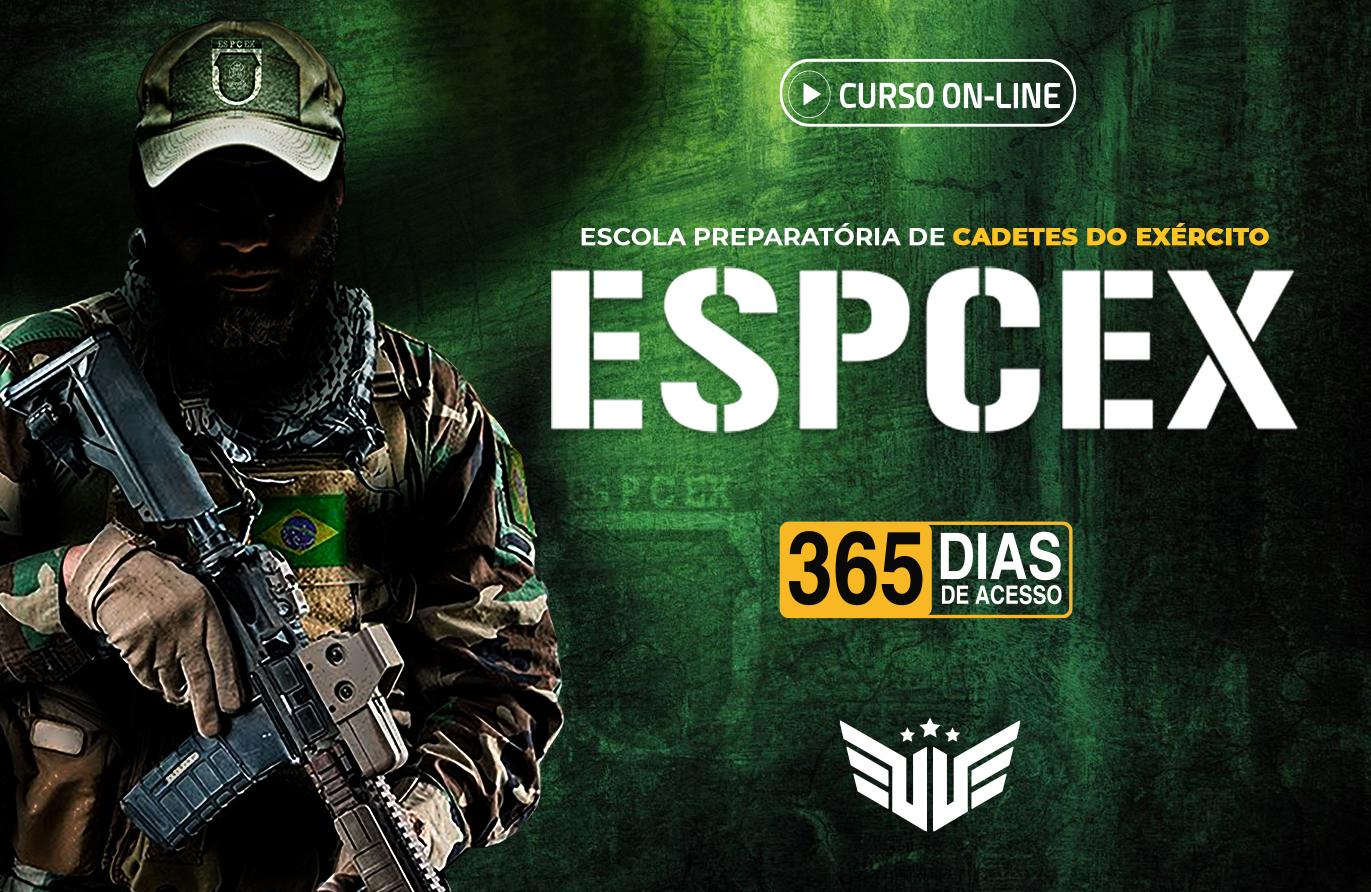 EsPCEx | Curso Preparatório - 365 dias
