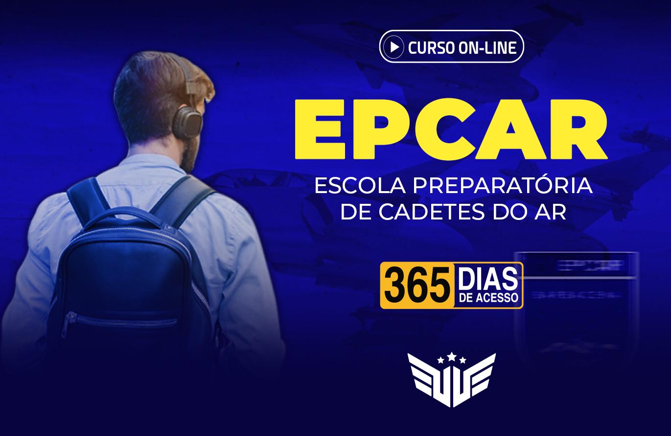 EPCAR | Curso Preparatório - 365 dias